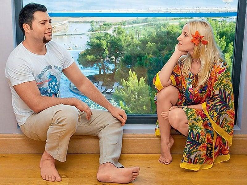 Юлия Ковальчук фото с мужем