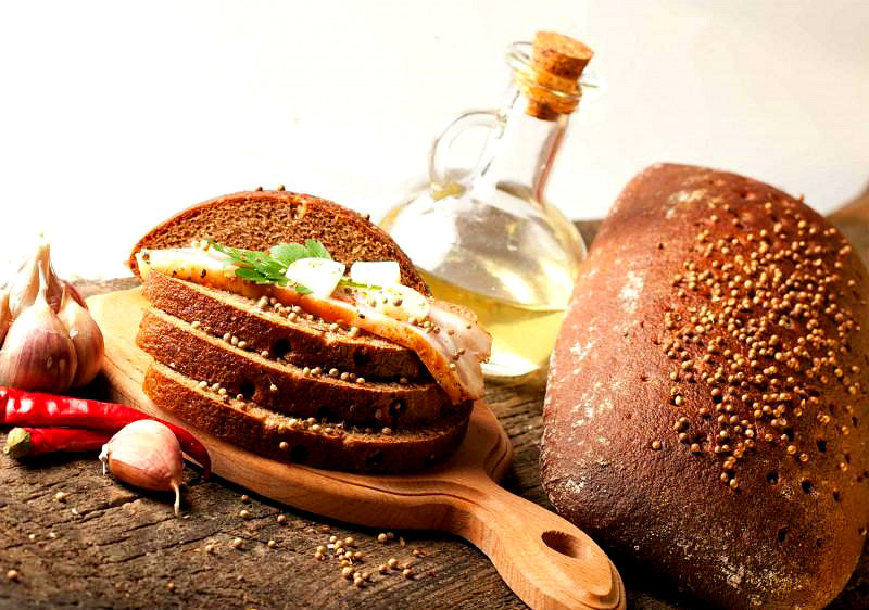 Полезен ли бородинский хлеб?