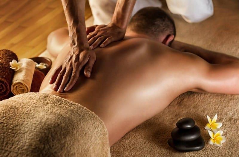 Боди массаж для мужчин