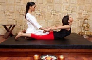 Тайский массаж для мужчин и женщин