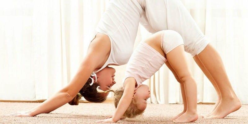 похудение после родов