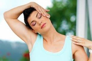 Комплекс упражнений для шеи по методике доктора Шишонина