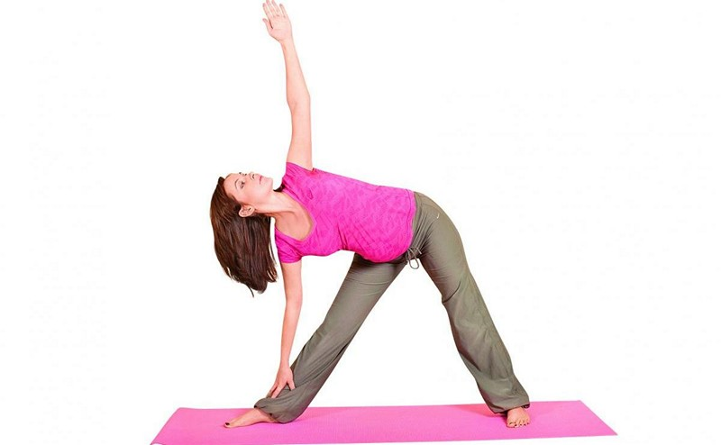 Упражнения для беременных в позе стоя