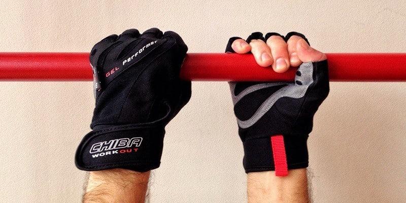 Как выбрать перчатки для воркаута?