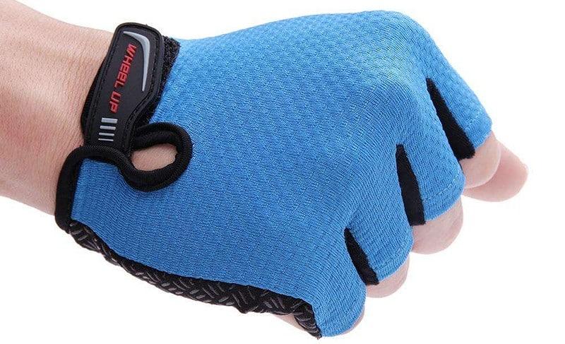 Велосипедные открытые перчатки