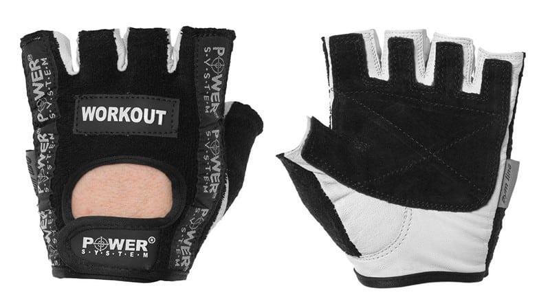 Как выбрать перчатки для воркаута