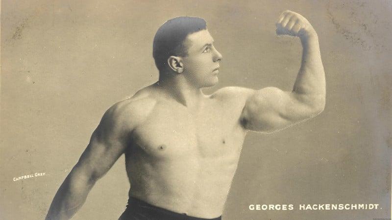 Георг Хакеншимидт