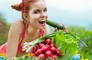 Польза и вред вегетарианства для женщин
