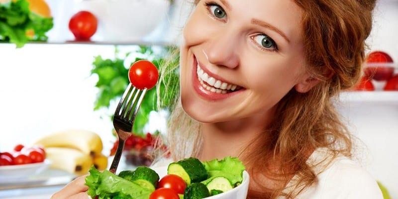 Как похудеть на вегетарианстве?